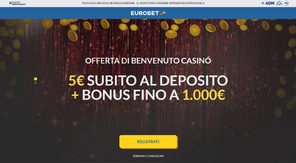 Eurobet Casino Italia